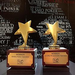 994488  Poker Star yine en iyi online oyun operatörü ödülü  kazandı