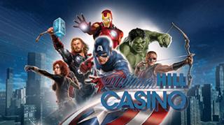William Hill Avengers 300x200 William Hill online kazino kuruluşu değerli meslektaşı kaybetti